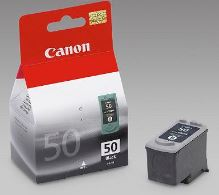 Canon cartridge PG-50 Black (PG50), 0616B001