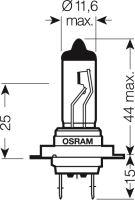 OSRAM 12V H7 55W standard (1ks), OS64210