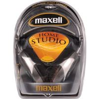 303005 HOME STUDIO HEADPHONES MAXELL