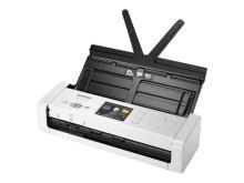 Brother ADS-1700W oboustranný skener dokumentů, až 36 str/min, 600 x 600 dpi, 256 MB, ADF, WiFi, USB host, dotyk. LCD ADS1700WTC1