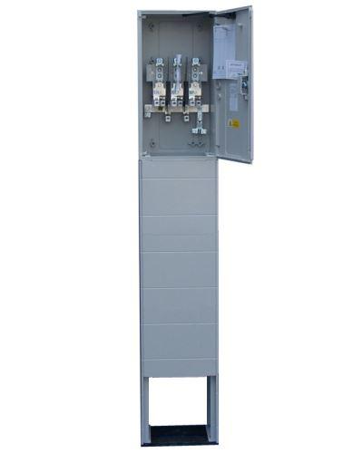 DCK SKŘÍŇ SS100/NKE1P-C PŘÍPOJK 3X160A (1 SADA PN00) VČ PILÍŘE