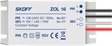 SKOFF Skoff ZL-016-C-1-1 LED napaječ 10V/16W ZOL 16