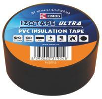 Izolační páska PVC 25mm / 10m černá, 2001251020