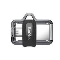 SanDisk Ultra Dual USB Drive m3.0 256 GB, SDDD3-256G-G46