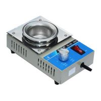 Pájecí lázeň ZB-50C pro 500g pájky, 230V/200W