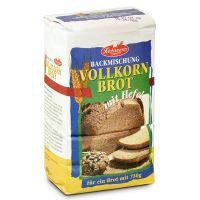 Chlebové směsi celozrnné - Celozrnný chléb
