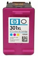 HP CH564EE Ink Cart No.301XL pro DJ2050,3050,D1000,D2000,D3000, Color CH564EE#BA3