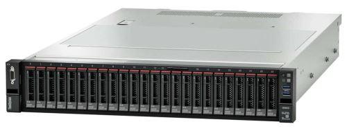 Lenovo ThinkSystem SR655 AMD EPYC 7262 8C 3.2GHz 155W/1x32GB/No Bays/No RAID/1x750W