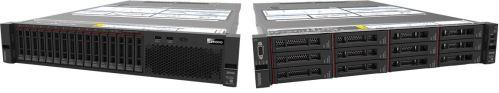 """Lenovo ThinkSystem SR650 1x Silver 4210 10C 2.2GHz 85W/1x32GB/2x480GB PM883 2,5"""" (8) /930-"""