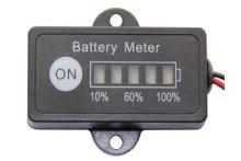 Tester kapacity autobaterie 12V, 35948/12