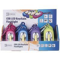 LED svítilna plastová, 1x COB LED, na 2x CR2032, 1440812900