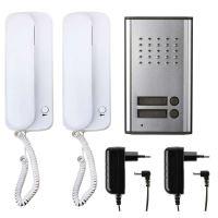 Sada audiovrátného EMOS H1086, 2 účastníci, 3010000292
