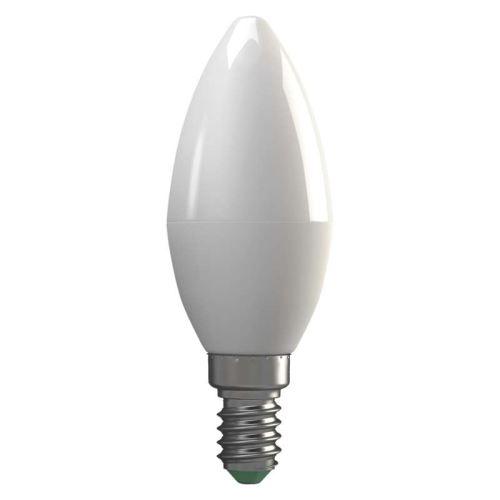LED žárovka Basic Candle 8W E14 teplá bílá, 1525731217