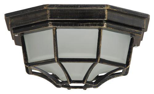 Rabalux 8376 Milano antická zlatá IP43