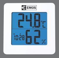 Teploměr digitální s vlhkoměrem EMOS E0114, 2603117000