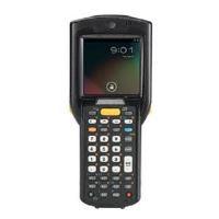 Terminál Zebra/Motorola MC32N0, Rotační hlava, WiFi, BT, 1D, 38kl., STB, Win CE7.x Pro, 512MB/2GB