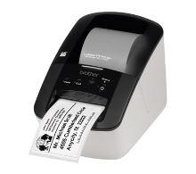 Brother QL-700 tiskárna samolepících štítků QL700RF1