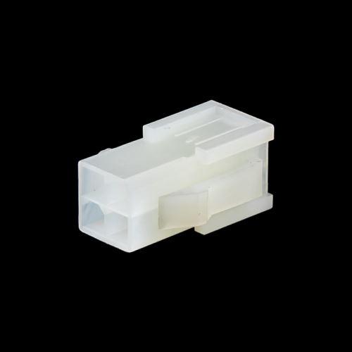 Molex 4-zásuvka, samec, 25M04M