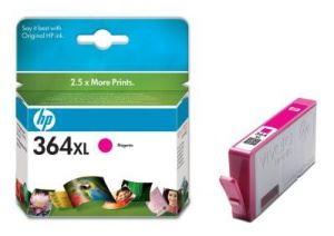 HP CB324EE Ink Cart No.364XL pro D5460, C5380, 6ml, Magenta