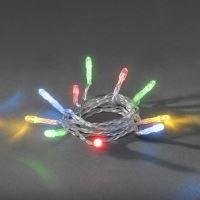 Řetěz bateriový 1408-503, 20 LED, barevný                                                  KONST