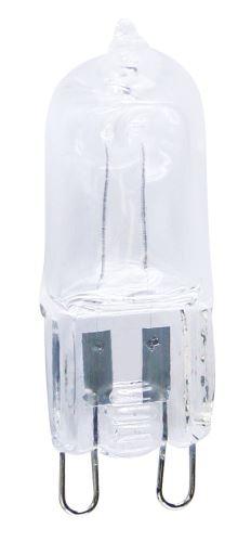 Halogenová žárovka JC 18W G9 teplá bílá, stmívatelná, ZE0301