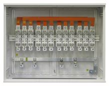 ESTA SKŘÍŇ SR402/NVW2 ROZPOJ 12X400A (4 SADY PN2) DO ZDI 02573