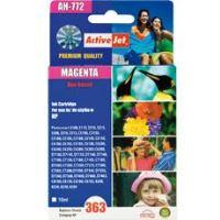 ActiveJet Ink cartridge HP 8772 Magenta ref. no363 - 10 ml     AH-772