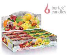 Bartek svíčka ve skle vonná 115g tutti frutti 062