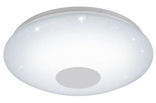 EGLO SVÍTIDLO LED 96684 VOLTAGO 2-C 17W 2100LM 2700-6500K LED-BLE-RGB/CCT DL PRŮM.375 BÍLÁ