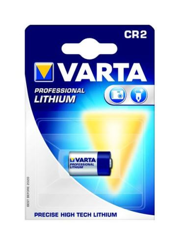 Baterie VARTA CR-2 1ks