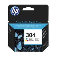 HP 304 Tri-color Ink Cartridge N9K05AE#BA3