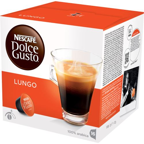 DOLCE G. CAFFE LUNGO KAPSLE NESCAFÉ