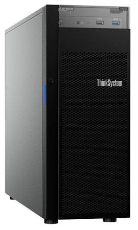 """Lenovo ST250 Xeon E-2224 4C 71W 3.4GHz/1x16GB/0GB HS 3,5""""(4)/SWS RAID/XCC-S/550W"""