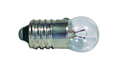 Žárovka obyčejná 2,5V 0,2A E10