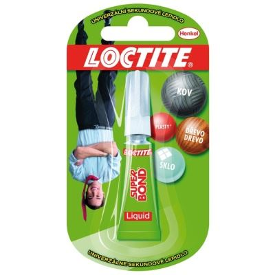 Lepidlo Super Bond 3g Loctite