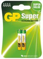 Alkalická speciální baterie GP 25A (AAAA, LR61) 1,5 V, 1021002512