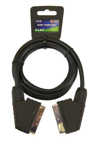 AV kabel SCART - SCART 1,5 m, 2333020010