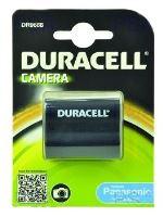 DURACELL Baterie - DR9668 pro Panasonic CGR-S006E/1B, černá, 700 mAh, 7.4V DR9668