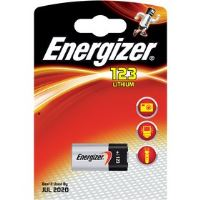 CR123/VL123 1BP Li ENERGIZER