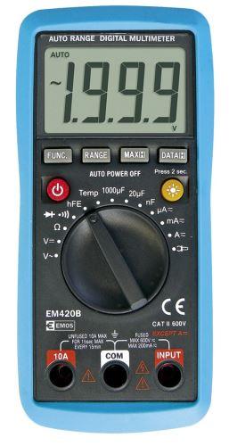 Měřící přístroj - multimetr EM420B, 2202008000