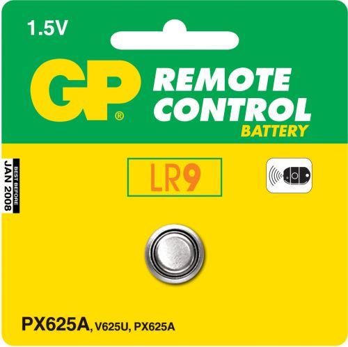 Alkalická knoflíková baterie GP 625A (LR9), 1041062511