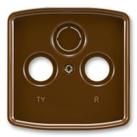 JBT K 5011A-A00300 H   KRYT TV+R+SAT, TANGO, HNĚDÁ