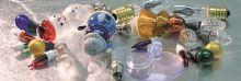 Náhradní žárovky pro KAD07, KAD07/RD, plamen svíčky, 3 ks L2040C/E12
