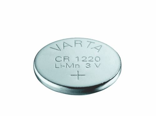 Baterie CR 1220 Varta lithiová