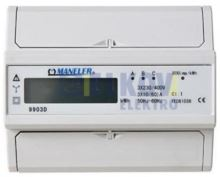 EM ELEKTROMĚR LCD 10-60A TŘ.1,1.SAZ./3F. 7.MOD. 9903D