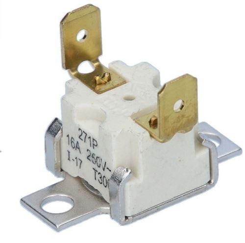 Termostat příložný 220 st.C, termostat sušičky 10/16A 230V