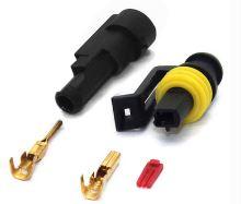 profesionální vodotěsný konektor 1-pólový, 1ks, 42amp01A