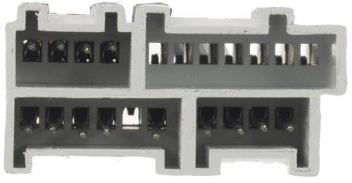 Opel - ISO speciální konektor jen na některé typy  vozů