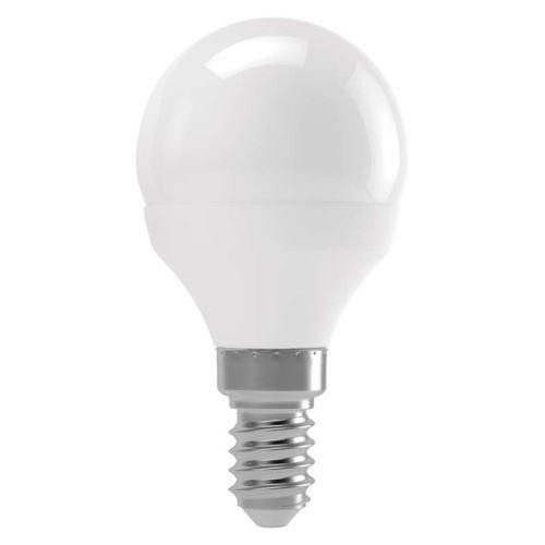 LED žárovka Basic Mini Globe 8W E14 teplá bílá, 1525731218