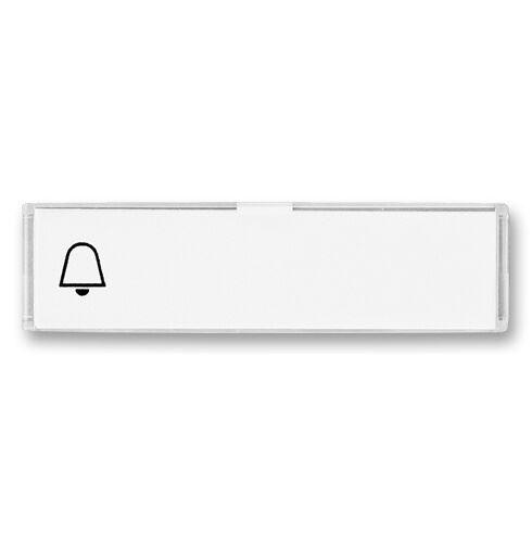JBE 3558E-A10/1POLE POPISOVACÍ-ZVONEK
